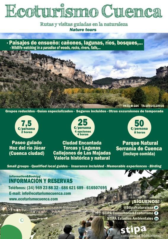 Oferta Ecoturismo Cuenca 2015