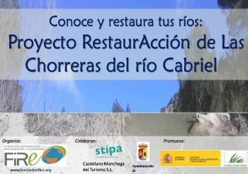 Proyecto RestaurAcción de las Chorreras del río Cabriel