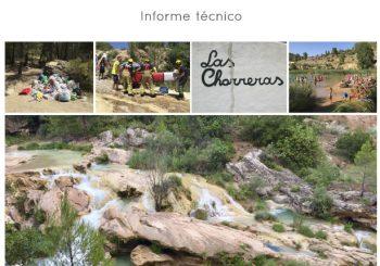 Uso público en el futuro Monumento Natural de «Las Chorreras del Cabriel»