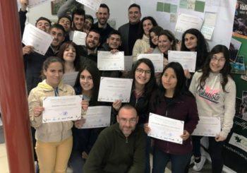 Finalizado el curso de Ecovigilantes de Las Chorreras